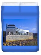 Spallation Neutron Source Duvet Cover