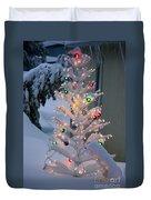 Sparkly Tree Duvet Cover