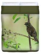 Sparrow Duvet Cover