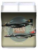 Spey Phantoms Duvet Cover