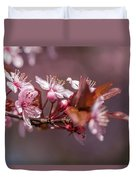Spring Beauty Duvet Cover