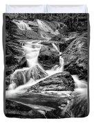 Spring Cascades #1 Duvet Cover