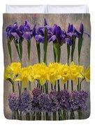 Spring Delights Duvet Cover