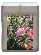 Springtime In The South Duvet Cover
