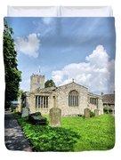St Andrews Church Duvet Cover