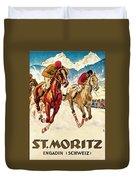 St. Moritz Duvet Cover