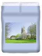 St Peter's Church - Stapenhill Duvet Cover