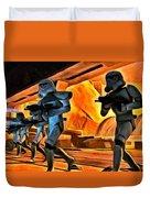 Star Wars Invasion Duvet Cover