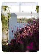Cape Farm Courtyard  Duvet Cover