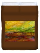 Storm At Sunrise Duvet Cover