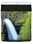 Storsaeterfossen Duvet Cover