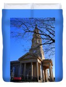 St.philips Episcopal Church In Charleston Sc Duvet Cover