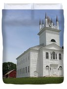 Sudbury Congregational Church  Duvet Cover