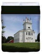 Sudbury Congregational Church  Duvet Cover