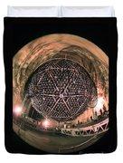 Sudbury Neutrino Observatory Sno Duvet Cover