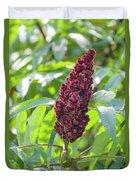 Sumac Fruit Duvet Cover