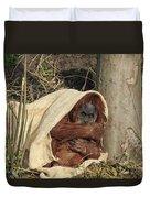Sumatran Orangutang - Duvet Cover