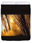 Sun Grass Wind Duvet Cover