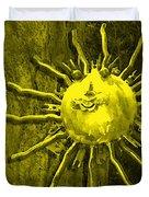 Sun Tool Duvet Cover