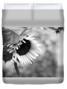 Sunflower Garden Duvet Cover