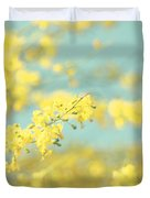 Sunny Blooms 2 Duvet Cover