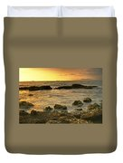 Sunrise Kaneohe Duvet Cover