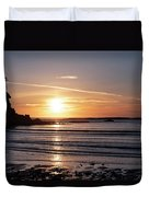 Sunset Bay Moments Duvet Cover