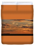 Sunset Strip II Duvet Cover