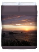 Sunset Watch Duvet Cover