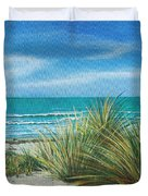 Surf Beach Duvet Cover