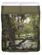 Swamped Duvet Cover