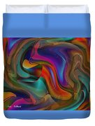 Sway With Me Duvet Cover