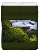 Sweet Creek Oregon 11 Duvet Cover