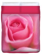 Sweet Rosiness Duvet Cover