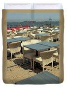 Tables Duvet Cover