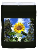 Tall And Sunny Duvet Cover