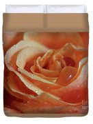 Tangy Duvet Cover by Tracy Hall