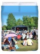 Tentertainment Music Festival 2015 Duvet Cover