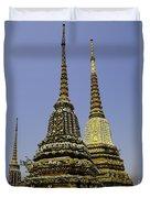 Thailand Architecture Duvet Cover