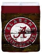 The Alabama Crimson Tide Duvet Cover