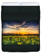 The April Farm Duvet Cover