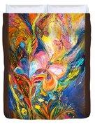 The Butterflies Duvet Cover