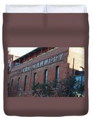 The Cannery Duvet Cover