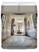 The Church Of The Exaltation Of The Holy Cross Duvet Cover