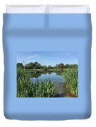 The Cotswold Water Park Duvet Cover