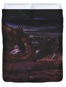The Discovery Duvet Cover