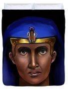 Egyptian Pharaoh Duvet Cover