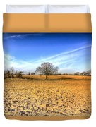 The Farm Tree Duvet Cover