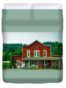 The General Store Duvet Cover