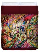 The Gestures Of Love Duvet Cover